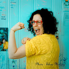 Jill Salzman as Rosie the Riveter