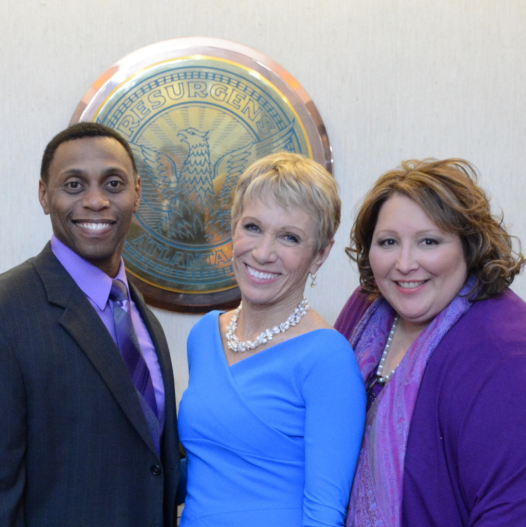 COO Keith Hedgspeth, Barbara Corcoran, Patty Everette