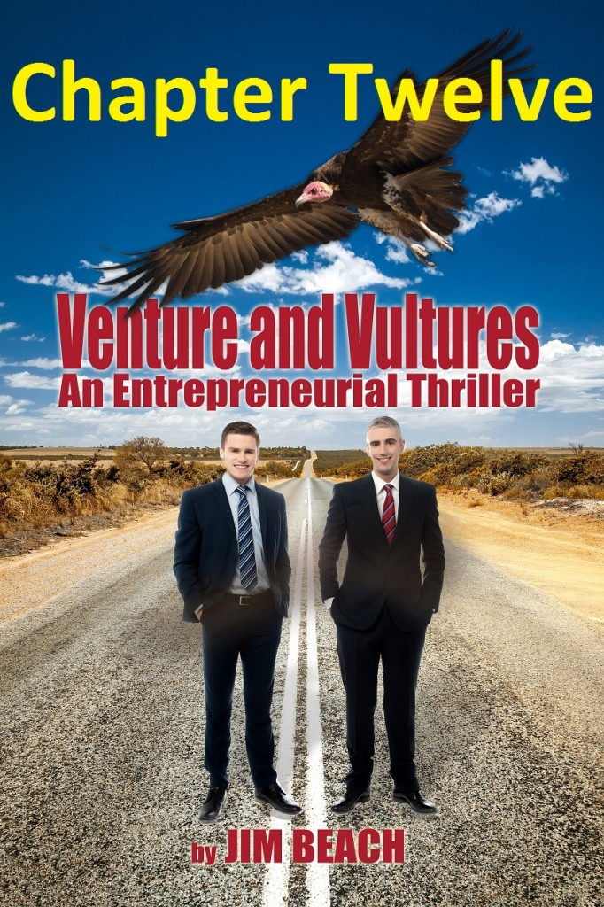 Venture and Vultures chapter 12