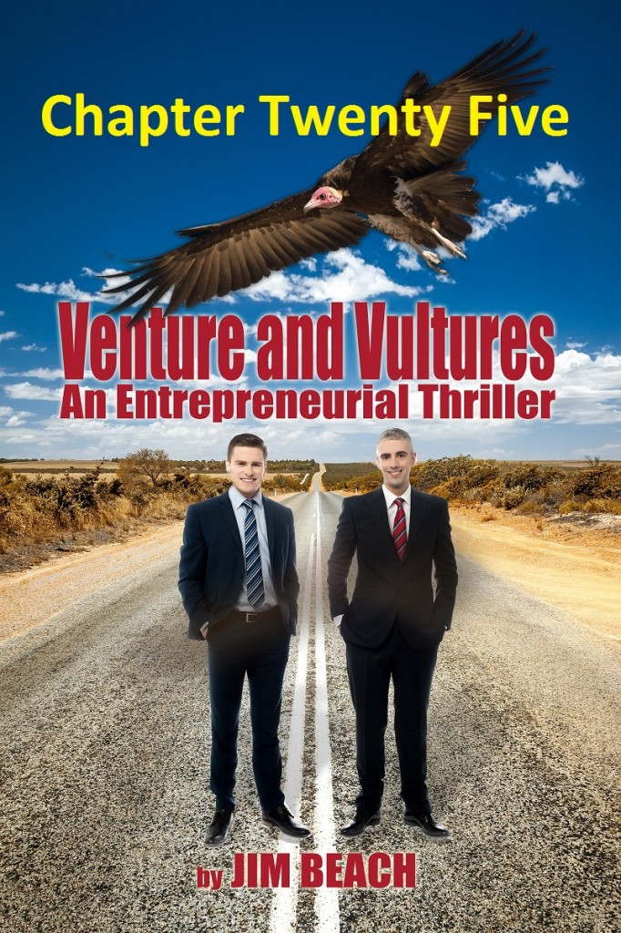 Venture and Vultures 25
