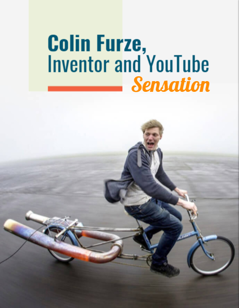colin furze inventor and youtube sensation