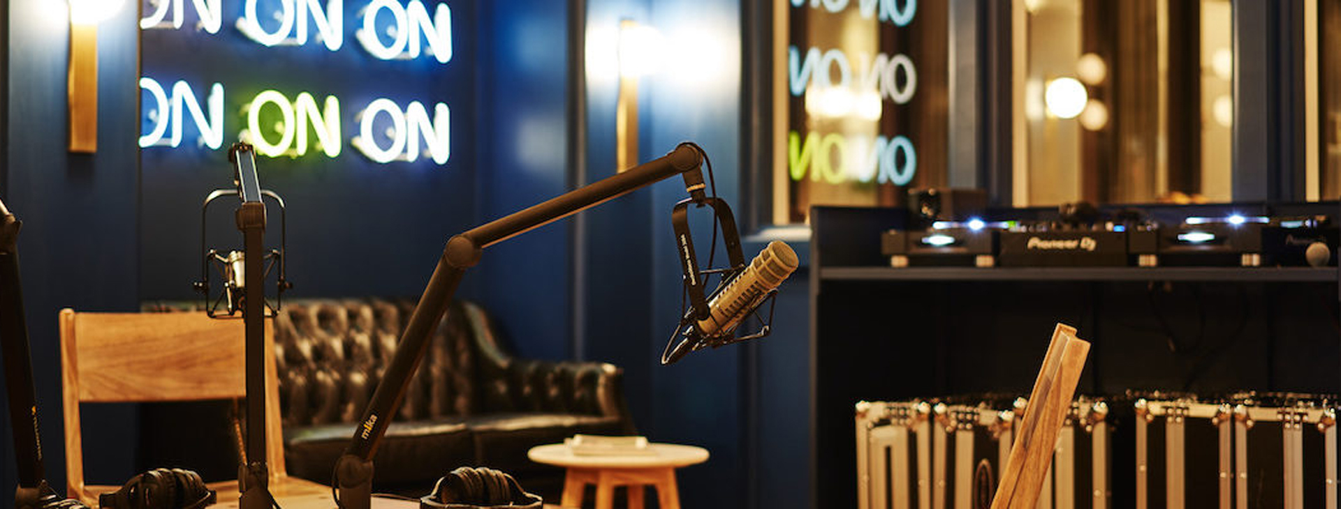 school for startup radio